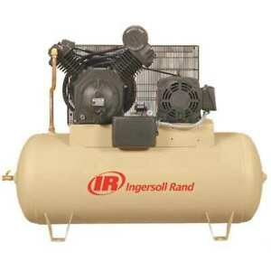 Ingersoll Rand 7100e15 Electric Air Compressor 2 Stage 15 Hp