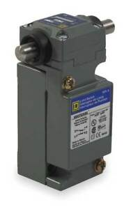 2nc 2no Heavy Duty Limit Switch Plunger Ip 67