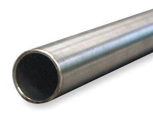 2 Od X 6 Ft Welded 316 Stainless Steel Tubing Zoro Select 3cae4