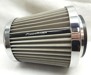 Spectre 9735 Stainless Cold Air Intake No Oil Filter 3 3 5 4 76 89 102mm