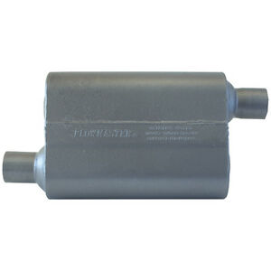 Flowmaster 842448 Super 44 Series Stainless Muffler Hot Rod Muscle Chevy Ford