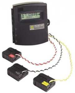 Square D Eme3010 Energy Meter Ext Range 100a 3ct