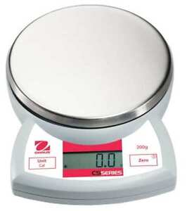 Digital Compact Bench Scale 5kg 11 Lb Capacity Ohaus Cs5000p