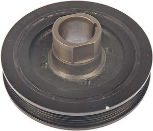 Toyota Tacoma 95 04 2 7l 4cyl Crankshaft Pulley Engine Harmonic Balancer 3rzfe