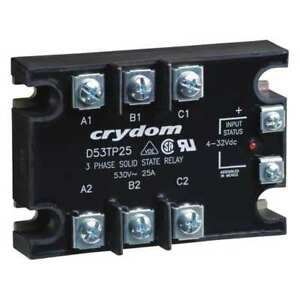 Solid State Relay 4 To 32vdc 50a