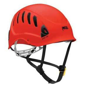 Work And Rescue Helmet red