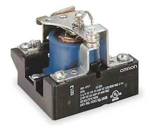 Open Power Relay 5 Pin 24vac spdt Omron Mgn1c ac24