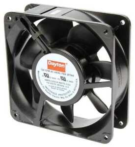 4 11 16 Square Axial Fan 115vac Dayton 2rtk6