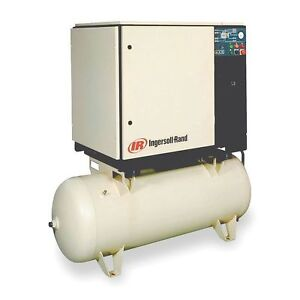 Rotary Screw Air Compressor Ingersoll rand Up6 15c 125 120 460 3