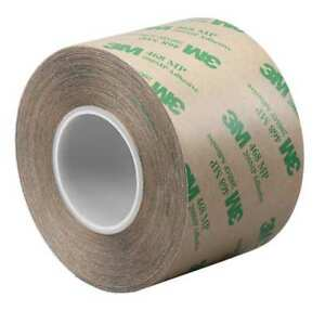 Adhesive Transfer Tape acrylic 5 2 Mil 3m 12 20 468mp