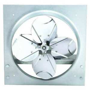Exhaust supply Fan 12 In Dayton 10e021