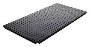 Pegboard 16in hx32in w metal black pk2
