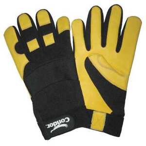 Cold Protection Gloves s black yellow pr Condor 5ngl7