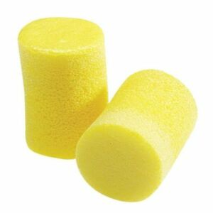 Aearo 312 1201 Uncorded Ear Plugs 29db Rated Disposable Cylinder Shape Pk 200