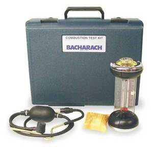 Gas Analyzer Kit Bacharach 10 5011