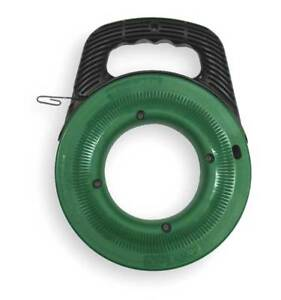 Fish Tape 1 8 In X 65 Ft steel Greenlee Fts438 65