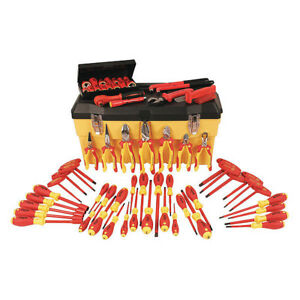 Insulated Tool Set 66 Pc Wiha Tools 32876