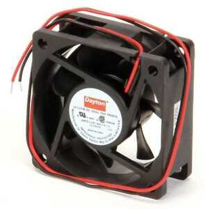 2 3 8 Square Axial Fan 12vdc Dayton 6kd67