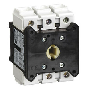 Square D 63 Amp 600vac Single Throw Load Break Switch 3p V4
