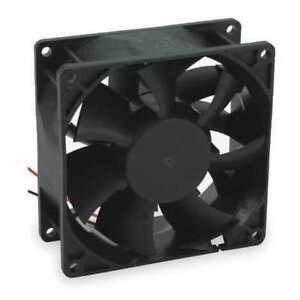 3 1 8 Square Axial Fan 48vdc Dayton 2rth7