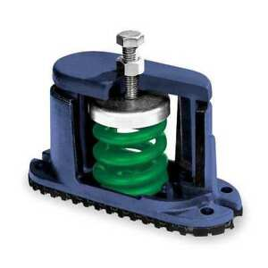 Floor Mount Vibration Isolator spring Mason 5xr51