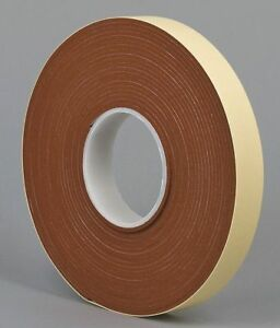 Silicone Rubber Tape 1 X 10yd Orange tan 1 8 Thick Tapecase 15d304