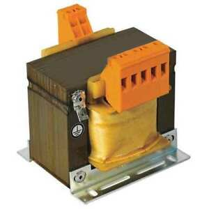 Transformer in 240 480v out 24v 100va Dayton 4mtp2