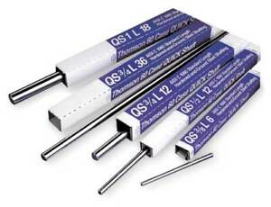 Thomson Qs 1 2 L 48 Shaft alloy Steel 0 500 In D 48 In