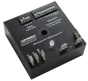 Airotronics Mc3003631h Encapsulated Timer Relay 10a relay spdt
