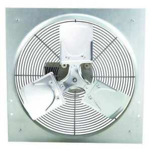 Medium Duty Direct Drive Exhaust Fan Dayton 10d960