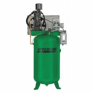 Electric Air Compressor Speedaire 35wc47