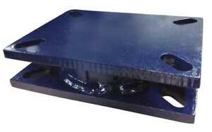 5200 Lb Capacity Steel Turntable Swivel Section 5 1 4 X 7 1 4 Plate