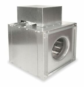 Inline Duct Blower 11 In less Drive Pkg Dayton 5tcl3
