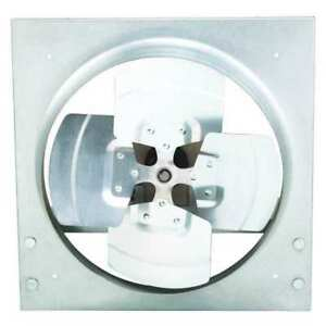 Exhaust Fan 12 In 115 230v Dayton 10d971