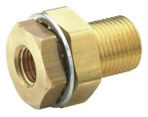 Parker 1 Fnpt Brass Anchor Coupling 207acbh 16