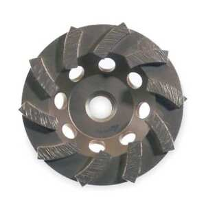 Segment Cup Wheel diamond turbo 5x5 8 11