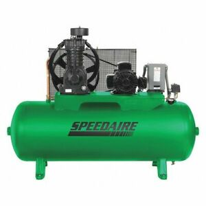 Electric Air Compressor Speedaire 35wc84