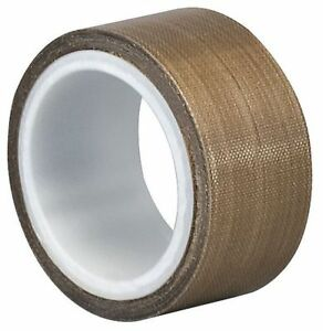 Cloth Tape 1 1 2 In X 5 Yd 12 Mil tan Tapecase 15c734