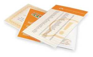 Heat Laminating Pouches 11 1 2x9in pk100