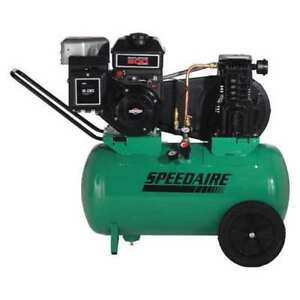 Portable Gas Air Compressor Speedaire 4b220
