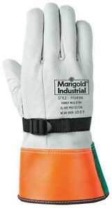 Hyflex Electrical Glove Protector gray size 8 pr Ansell High vol Goat