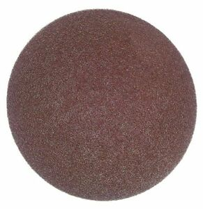 WESTWARD 23XP03 PSA Sanding Disc AlO Cloth 20in 80G PK5