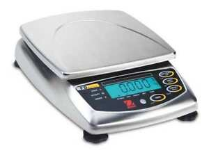 Digital Compact Bench Scale 6 Lb 3kg Capacity Ohaus Fd3h