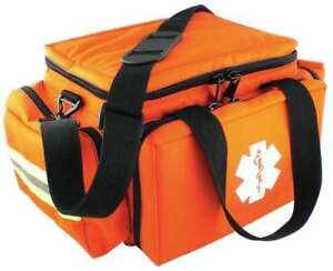 Trauma Bag orange Medsource Ms b3371