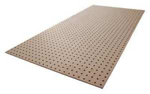 Round Hole Pegboard pk2