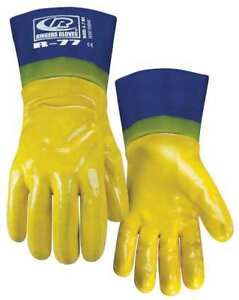 Ringers Gloves 077 12 Impact Gloves 2xl Yellow Pr
