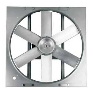 Exhaust Fan 30 In 115 230v Dayton 10d992