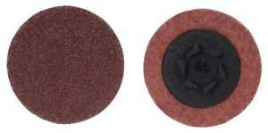 Merit 69957399790 Locking Sanding Disc 3in 80 Grit Tp Pk50