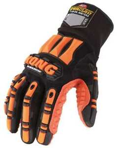 Mechanics Gloves black orange xl pr Ironclad Sdxo2 05 xl
