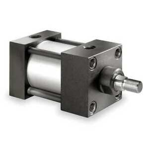 6 Bore Double Acting Air Cylinder 8 Stroke Speedaire 2w491